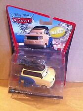 DISNEY CARS DIECAST - Pinion Tanaka - Deluxe - Combined Postage