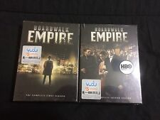 Boardwalk Empire DVD Complete First & Second Season New Sealed Free Shipping