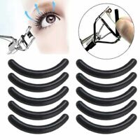 10PCS Eyelash Curler Refill Rubber Pads Plastic Beauty Tool Make Up Replacement