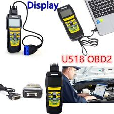 U581 Car Diagnostic Scanner-Scan Tool CAN OBD II Car Live Code Reader OBD2