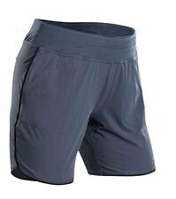 Sugoi Coal Blue Prism 7 Inch Shorts Womens Size Medium *REF185*