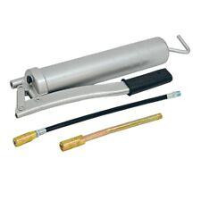 Fettpresse Handfettpresse Handhebelpresse 3 tlg Set für Kartuschen & loses Fett