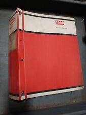 CASE 650CK TRACTOR SERVICE MANUAL 9-71981