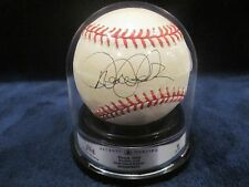 Derek Jeter Autographed & Beckett Graded 9 OAL (Budig) Baseball - JSA LOA