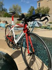 Specialized Transition Pro - Dura Ace Tri Time-Trial Bike Near Perfect Condition