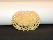 2 inches wide (12531) Flower Pin Japan over