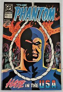 THE PHANTOM #4 JUN 1989 DC Comics NM