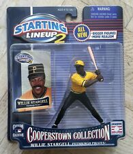 NEW 2001 MLB Starting Lineup 2 Action Figure Willie Stargell Pittsburgh Pirates
