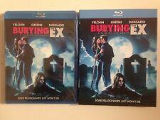 Burying the Ex (Blu-ray Disc, 2015, )(NEW) w/slipcover