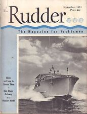 Rudder September 1953 How to Choose Cleats 042117nonDBE