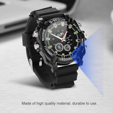 Spy Mini Cam Waterproof Hidden Wrist Watch Camera Video Recorder DVR Camcorder