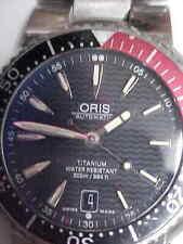 """ ORIS - AUTOMATIC - TITANIUM - WATER RESEITANT 330M-984FT "" WRIST WATCH"
