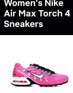Size 8 - Nike Air Max Torch 4 Digital Pink