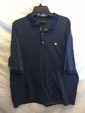 Bobby Jones Men's Masters Augusta National Logo Short Sleeve Golf Polo Shirt Xxl