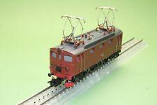 M&B Marklin HO 3030 E locomotive Br Da in brown  SJ new i box with booklet