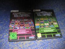 Sega Mega Drive Ultimate Collection vol.1 y Vol. 2 en 1 subasta mucho clásicos