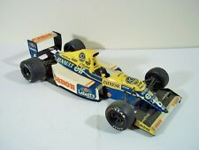 Tamiya 1/20 R Patrese Renault Williams FW13B Ready Built Model Kit Original Box