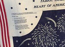 Patriotic Apron -Panel