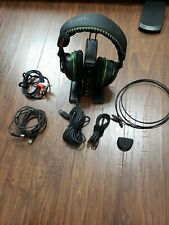 Used Turtle Beach Xp510 PremiumWireless DolbyHeadset with accessories