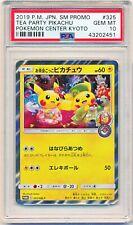 PIKACHU kimono Japanese Pokémon center Kyoto Carte promo Pokemon 325//SM P