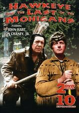 [DVD NTSC/1 NEW] HAWKEYE AND THE LAST OF THE MOHICANS [2 DISCS]