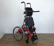 Levo LCEV stander - power stand-up small wheelchair, permobil-llifestand-tilite