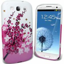 Stylish Floral Silicone/Gel Case Cover Skin For Samsung I9300 Galaxy S III S 3
