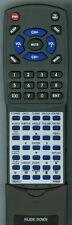 Replacement Remote for Pioneer 07650PC010, VXX3257, DV48AV, DV49AV