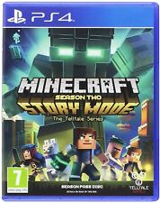 Minecraft Story Mode Season 2 Two Playstation 4 PS4 **FREE UK POSTAGE**