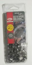 """Bell 5/6/7/8 Rear Cogs Bike/Bicycle Replacement Chain 1/2"""" x 3/32"""""""