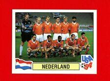 WC USA '94 Panini 1994 - Figurina-Sticker n. 429 - NEDERLAND TEAM-SQUADRA -New