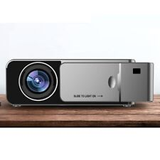 Projector Portable Home Theater Cinema Beamer Led Android Hdmi Usb Support 1080p