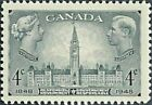 Canada   # 277   Parliament Buildings   Mint Used 1948 VF-NH Blemish Gum