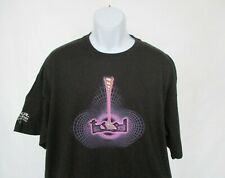 Tool Dissection Black Band Concert T-Shirt - Adult Size 2XL NEW