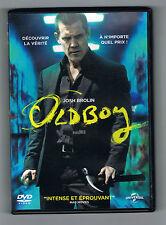 OLDBOY - SPIKE LEE - JOSH BROLIN & ELIZABETH OLSEN - DVD COMME NEUF