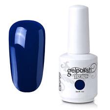 Elite99 Soak Off Gel Polish Color Varnish Nail UV LED Base Top Coat Lacquer 15ml