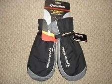 NWT TaylorMade Cold Weather Mittens Thinsulate Insulation 100G