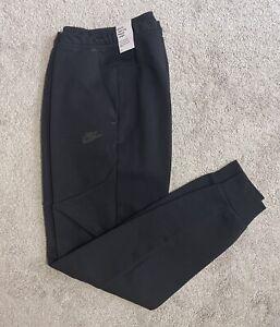Nike Sportswear Tech Fleece Joggers Black CU4495-010 Men's Large Tall MSRP $110