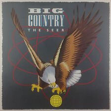 "12"" LP - Big Country - The Seer - k2335 - washed & cleaned"