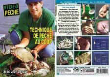 Technique de pêche au coup avec Jean Desqué - Pêche au coup - Vidéo Pêche