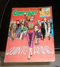 COMIC ART nr. 45 del 1988 - Cover: Saudelli *buone condizioni*
