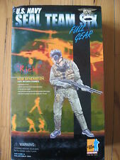 "1/6 12"" 30cm GI JOE ACTION MAN DRAGON POLICE GENDARMERIE U.S. NAVY SEAL TEAM SIX"