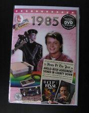 24055 1985 DVD CARD DVDCARD BIRTHDAY GREETING HISTORY