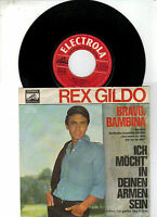 Rex Gildo   -   Bravo, Bambina