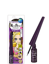ISEHAN KISS ME Heroine Make Impact Liquid Eyeliner Super Waterproof Deep Black