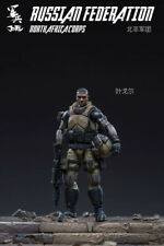 JOY TOY : Russian North Africa Corps Egor 1:18 Scale Action Figure