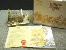 Lilliput Lane Cottage Dovetails English Collection North #609 Nib and Deeds 1991