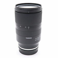 TAMRON 28-75mm F/2.8 DiIII RXD / Model A036SF (for SONY E) #291