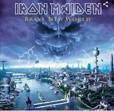 IRON MAIDEN - CD  BRAVE NEW WORLD.