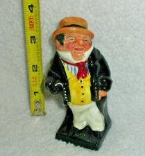 Royal Doulton Dickens Porcelain Figure Captain Cuttle